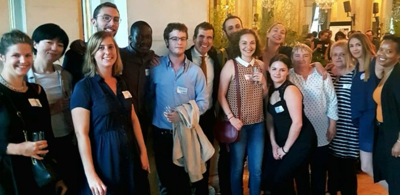 Guillaume Canaud reçoit le Grand Prix de Médecine Jean Hamburger 2018 !
